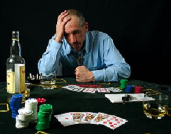 How to stop someone with a gambling problem