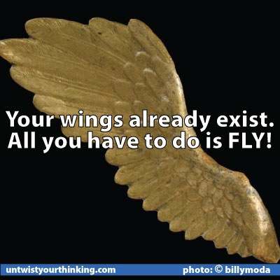 Golden Wings. You can fly